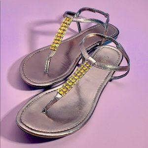 ✨Jeweled summer sandals! ✨